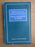 Anticariat: Alma Mater Napocensis - Idealul universitatii moderne