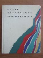 Anticariat: Donelson R. Forsyth - Social psychology