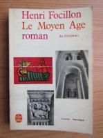 Anticariat: Henri Focillon - Art d'Occident, volumul 1. Le moyen age roman