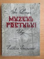 Anticariat: Ion Lazu - Muzeul poetului