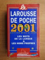 Anticariat: Le larousse de poche, 2001