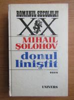 Anticariat: Mihail Solohov - Donul linistit (volumul 4)