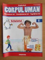 Anticariat: Revista Explorand Corpul Uman, nr. 5, 2000