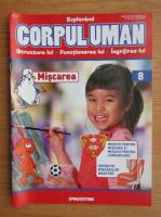 Anticariat: Revista Explorand Corpul Uman, nr. 8, 2000