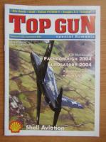 Anticariat: Revista Top Gun, anul VII, nr. 9, septembrie 2004