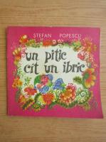 Stefan Popescu - Un pitic cat un ibric