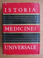 V. Bologa - Istoria medicinei universale