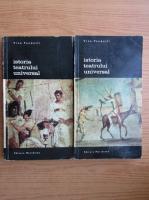Anticariat: Vito Pandolfi - Istoria teatrului universal (volumele 1 si 2)