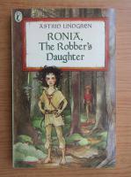 Astrid Lindgren - Ronia, the Robber's daughter