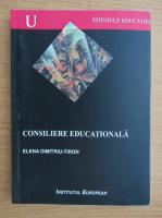 Elena Dimitriu-Tiron - Consiliere educationala