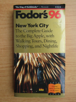 Anticariat: Fodor's 96 New York City