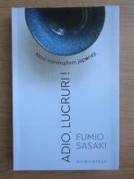 Fumio Sasaki - Adio, lucruri!