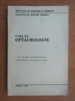 Anticariat: M. Olteanu, Marieta Dumitrache - Curs de oftalmologie