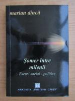 Anticariat: Marian Dinca - Somer intre milenii