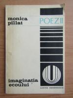 Anticariat: Monica Pillat - Imaginatia ecoului