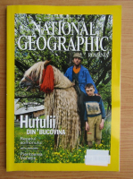 Revista National Geographic Romania, august 2009