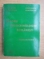 Aurelian Grigorescu - Ctitorii endocrinologiei romanesti