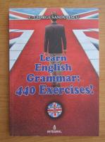 C. George Sandulescu - Learn english grammar: 440 exercise!