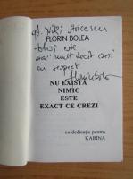 Anticariat: Florin Bolea - Este exact ce crezi (cu autograful autorului)