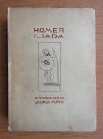 Anticariat: Homer - Iliada (1924)