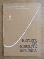 Anticariat: Revista de educatie speciala, nr. 2, 1993