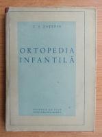T. S. Zatepin - Ortopedia infantila