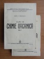 Anticariat: Costin D. Nenitescu - Curs de chimie organica (2 volume)