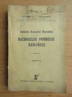 D. I. Georgescu - Istoria armatei romane si a razboaielor poporului romanesc (1936)
