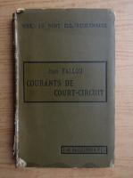 Jean Fallou - Courants de court-circuit (1933)