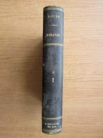 Anticariat: Jean Racine - Theatre complet (volumul 1, 1926)