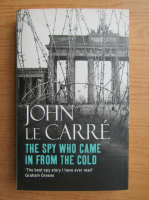 Anticariat: John Le Carre - The spy who came in from the code