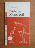 Anticariat: Lea Fazer - Porte de Montreuil