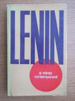 Anticariat: Lenin si stiinta contemporana