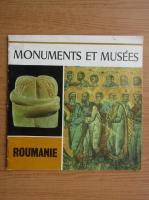 Anticariat: Monuments et musees Roumanie