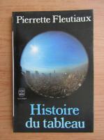 Pierrette Fleutiaux - Histoire du tableau
