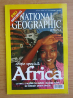 Revista National Geographic, septembrie 2005