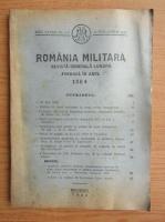 Anticariat: Romania Militara, anul LXXXIII, nr. 3-4, martie-aprilie, 1946