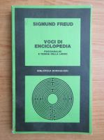 Anticariat: Sigmund Freud - Voci di enciclopedia