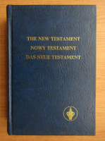 Anticariat: The new Testament