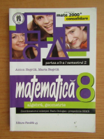 Anticariat: Anton Negrila, Maria Negrila - Matematica. Algebra, geometrie