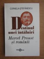 Anticariat: Cornelia Stefanescu - Destinul unei intalniri. Marcel Proust si romanii