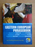 Anticariat: Eastern European phrasebook