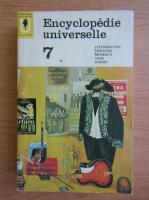 Anticariat: Encyclopedie universelle (volumul 7)