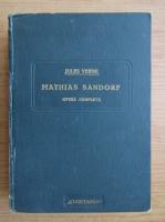Anticariat: Jules Verne - Mathias Sandorf (volumul 1, 1940)