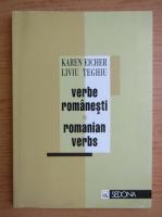 Anticariat: Karen Eicher - Verbe romanesti