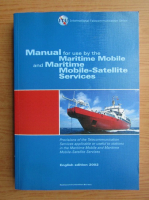 Anticariat: Manual for use by the maritime mobile and maritime mobile satellite services