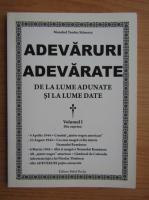 Anticariat: Teodor Stanescu - Adevaruri adevarate de la lume adunate si la lume date