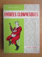Tristan Remy - Entrees clownesques