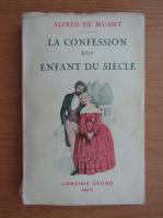 Alfred de Musset - La confession d'un enfant du siecle (1930)