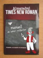 Anticariat: Almanahul Times New Roman, anul 2, nr. 2, 2017